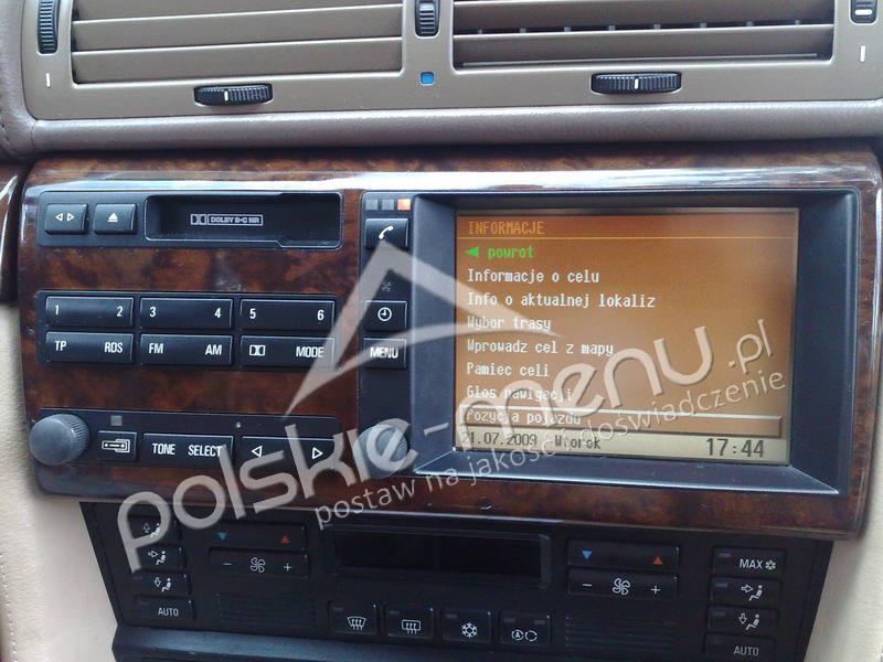 Radioumbau E38 Hilfe